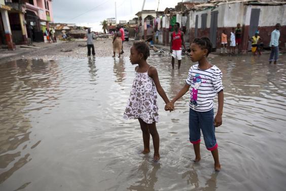 Post Hurricane Matthew: Haiti Disaster Relief